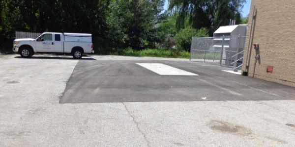 Bay City, Michigan: Underground Storage Tank (UST) Installation