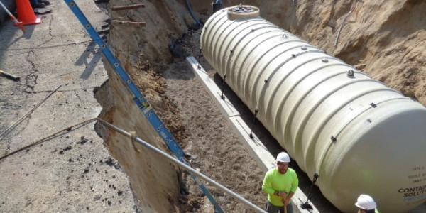 Grosse Pointe Farms, Michigan: Fuel System Installations, Matzak Inc.