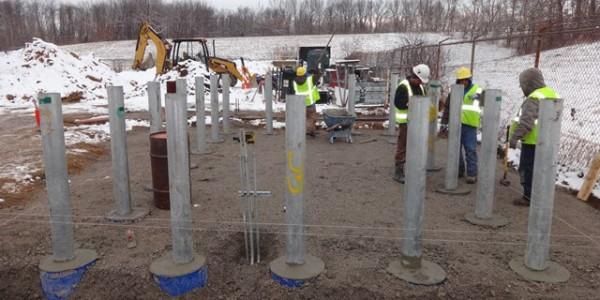 Shelby, Michigan: Diesel Fuel System Installation