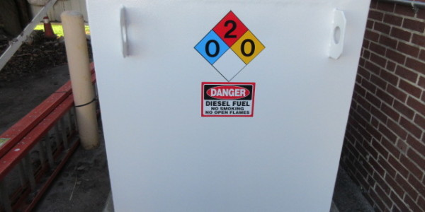 Fuel Tank Painting, Michigan, Ohio and Indiana