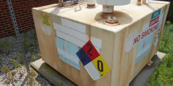 Fuel Tank Restoration 1