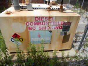 Fuel Tank Restoration 2