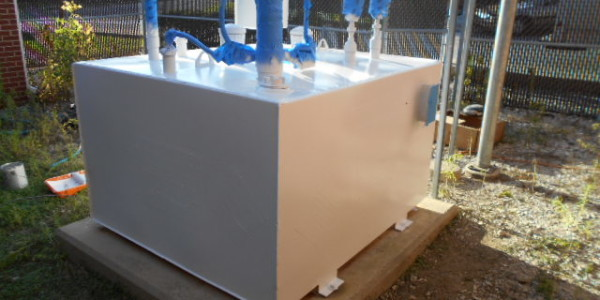 Fuel Tank Restoration 5