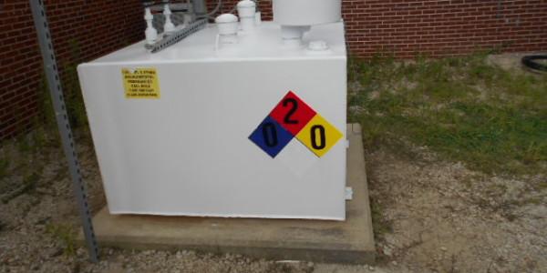 Fuel Tank Restoration 7