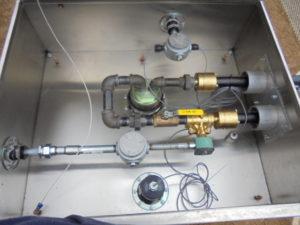 Rockford, Michigan: Fuel Tank Installation