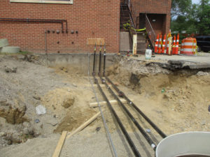 Farmington Michigan Underground Storage Fuel Tank Installation