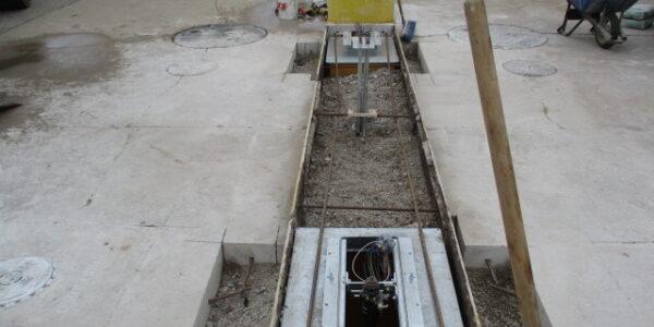 Fiberglass UDC Install in Madison Heights, Michigan
