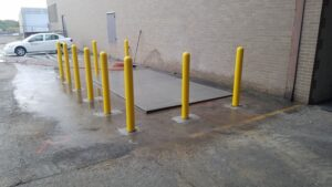 Above-ground fuel tank (AST) installation in Muskegon, Michigan